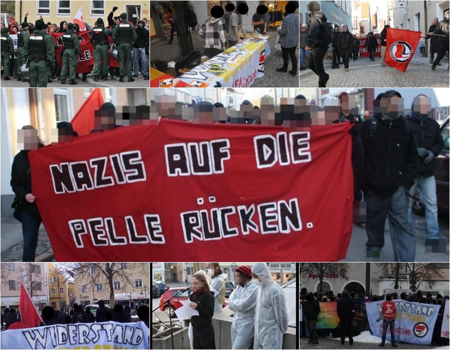 antifa schwandorf